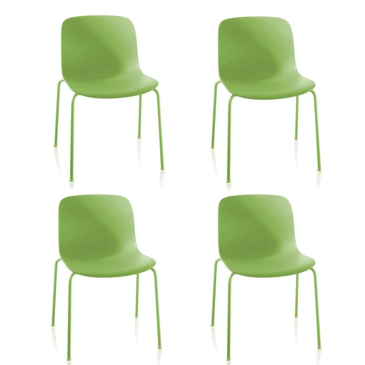 Magis troy chair outdoor set of 4 magis for Magis chair