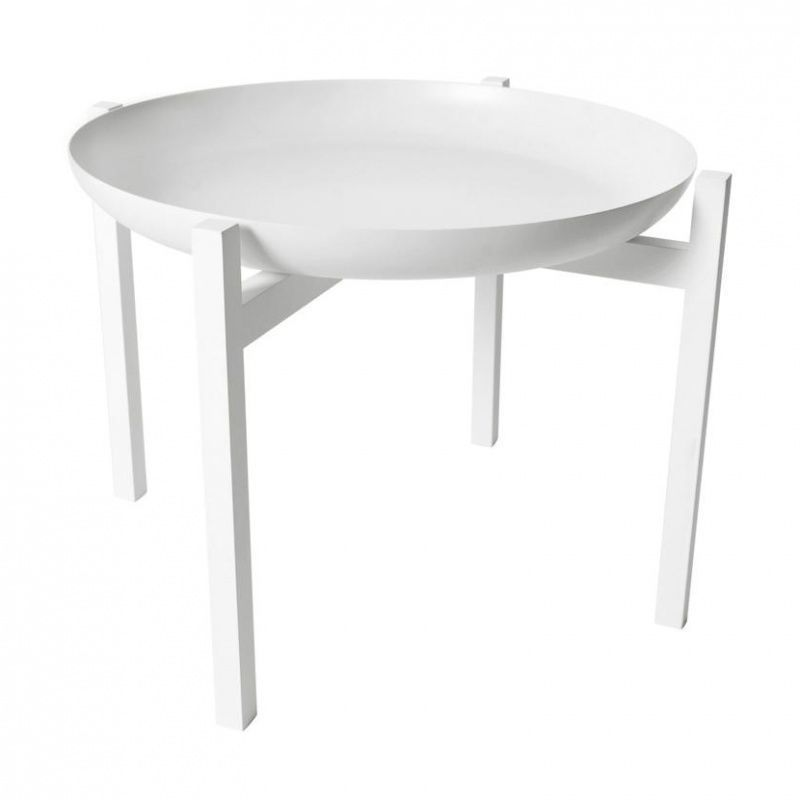 Tablo side table tray table designhousestockholm for Tray side table