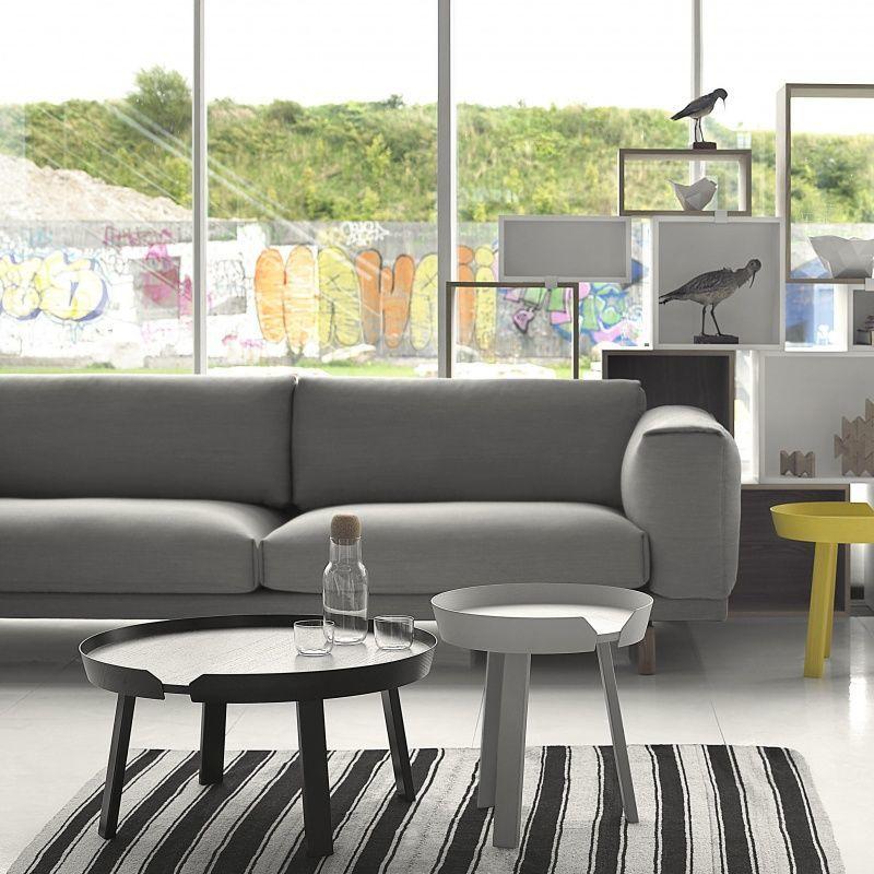 muuto rest 3 sitzer sofa muuto. Black Bedroom Furniture Sets. Home Design Ideas
