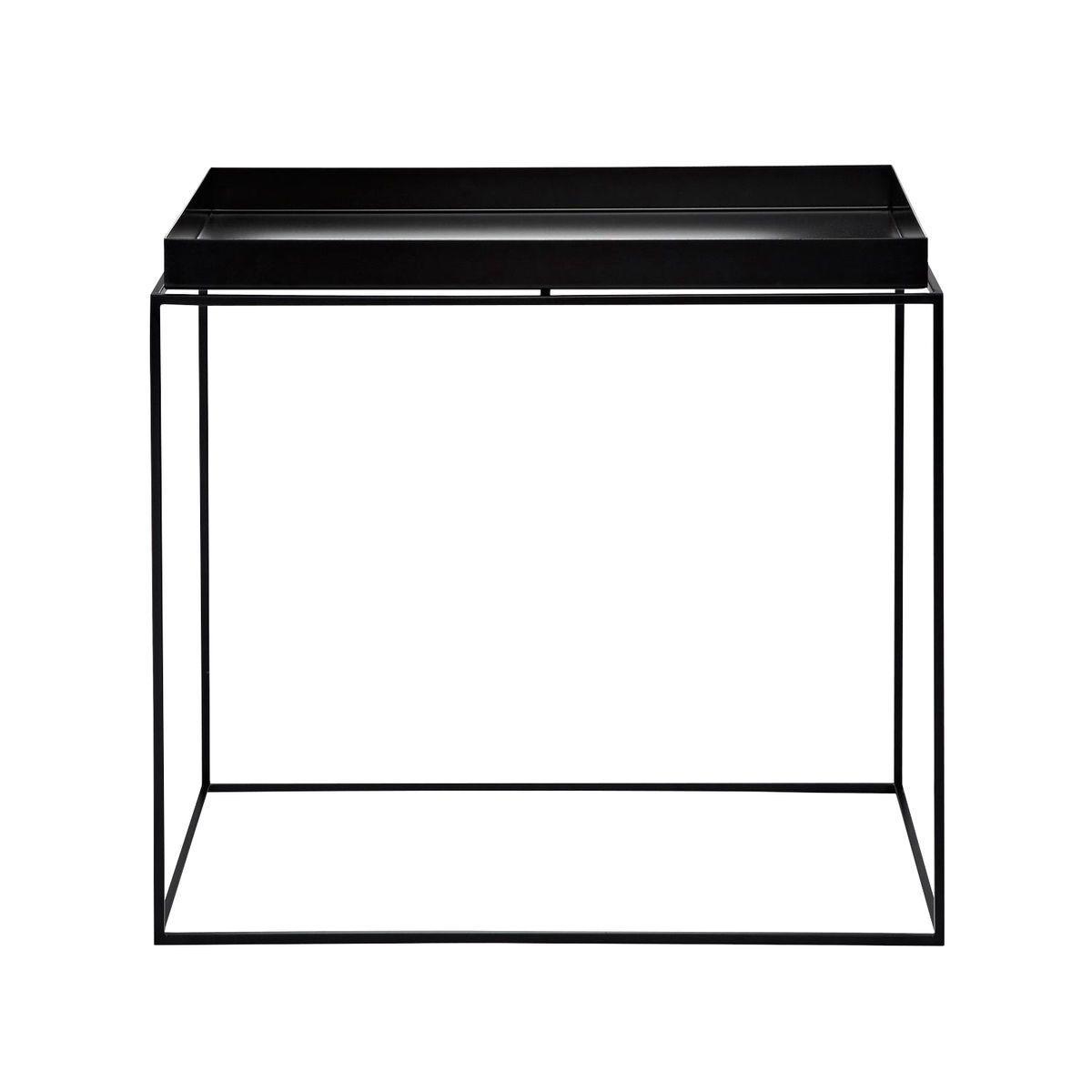 tray side table rectangular hay ambientedirectcom