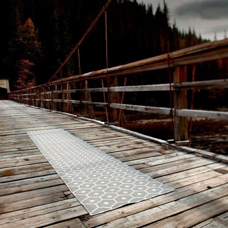 Honey alfombra de exterior 70x160cm pappelina - Alfombras de exterior ...