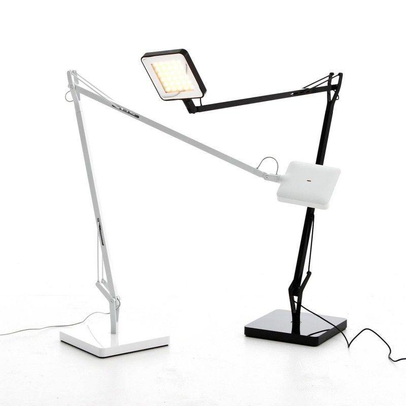 kelvin led green mode desk lamp with base flos. Black Bedroom Furniture Sets. Home Design Ideas
