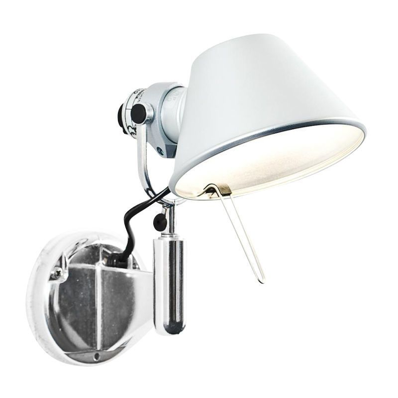 artemide tolomeo micro faretto wall lamp artemide. Black Bedroom Furniture Sets. Home Design Ideas