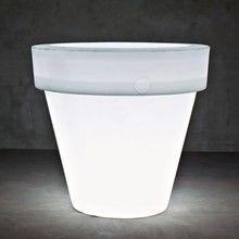 Serralunga - Vas One Lamp / Plant Pot M