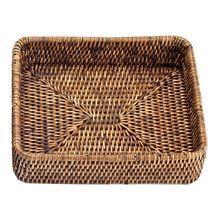 Decor Walther - Basket TAB 1 Rattan-Tablett