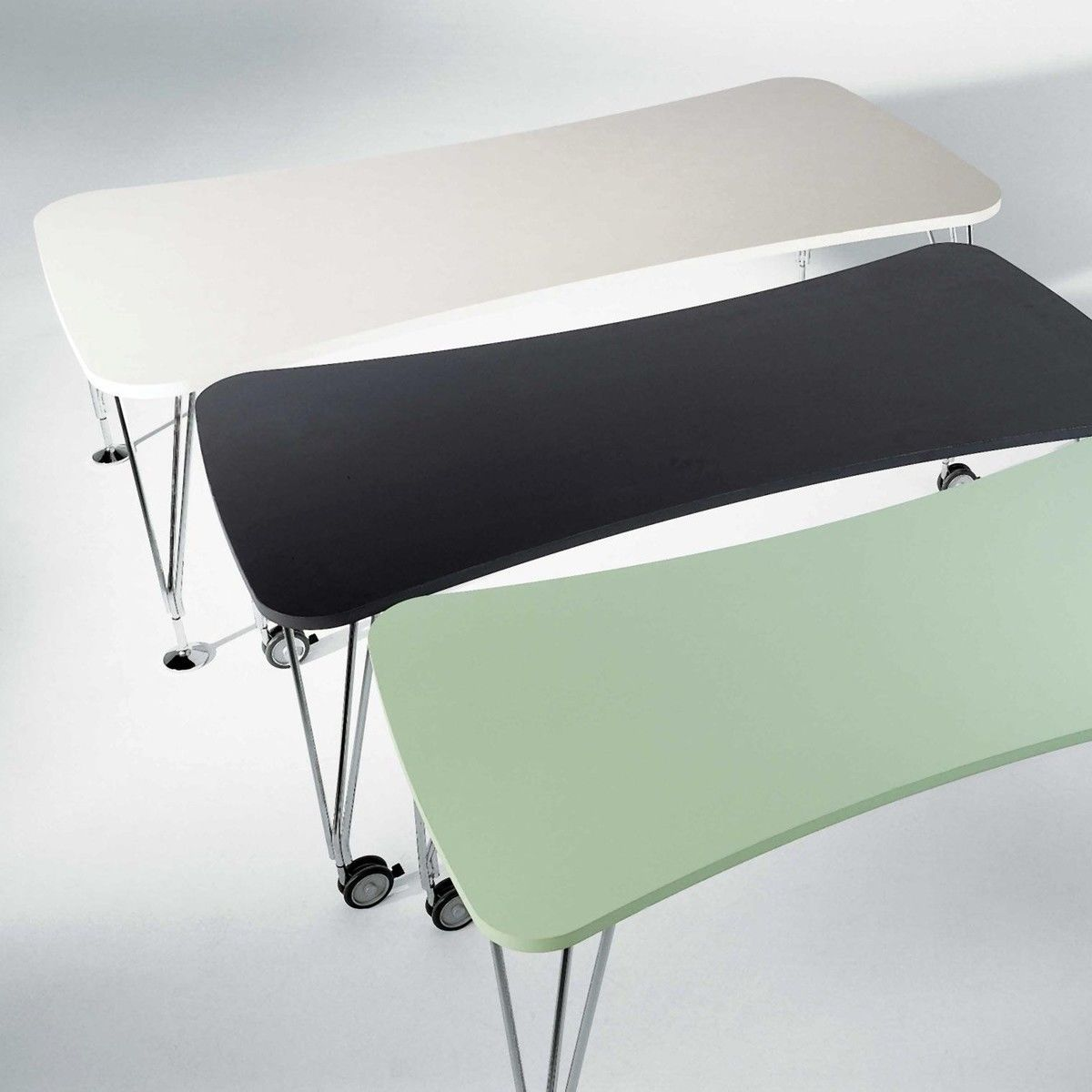 Max table 160x80cm kartell for Table kartell