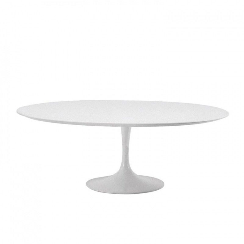Saarinen table ovale knoll international - Saarinen table ovale ...