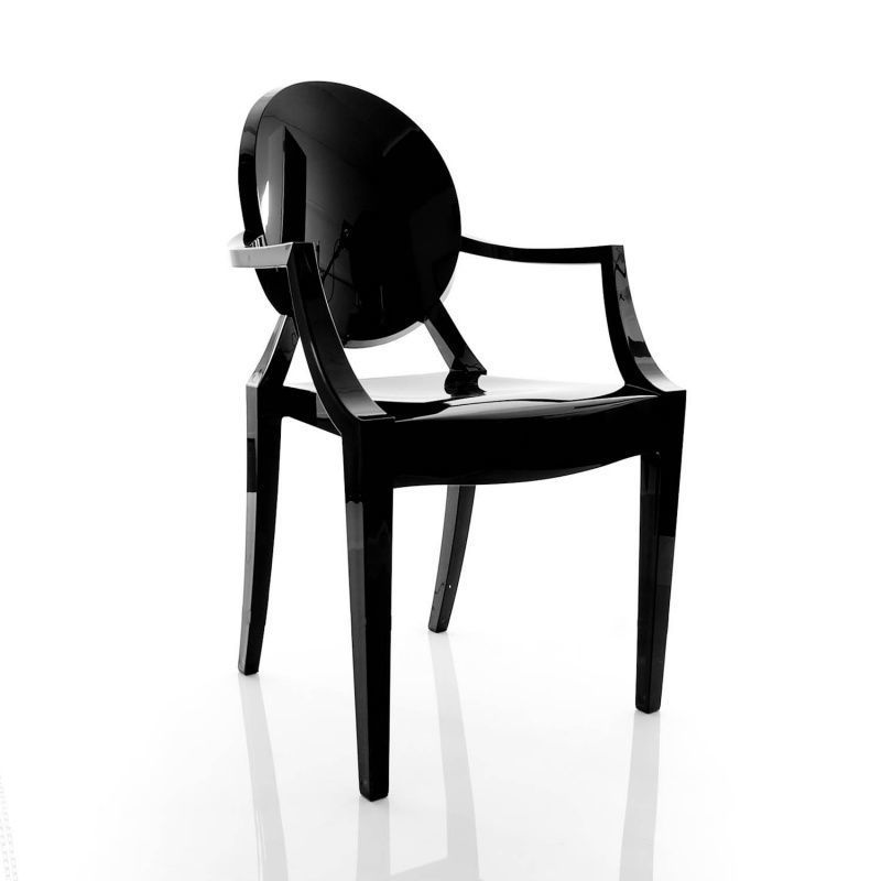 louis ghost fauteuil kartell. Black Bedroom Furniture Sets. Home Design Ideas