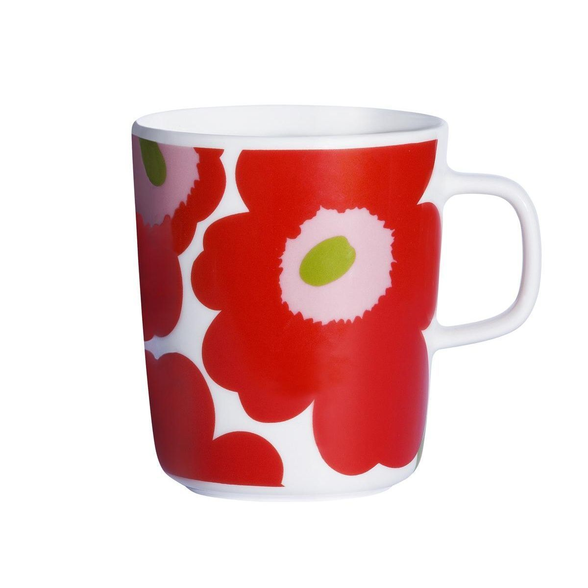 marimekko oiva unikko tasse caf marimekko. Black Bedroom Furniture Sets. Home Design Ideas