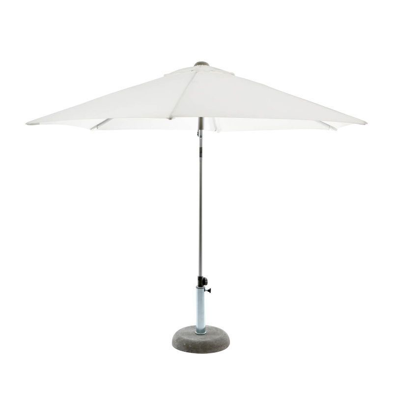 elba parasol round jan kurtz. Black Bedroom Furniture Sets. Home Design Ideas