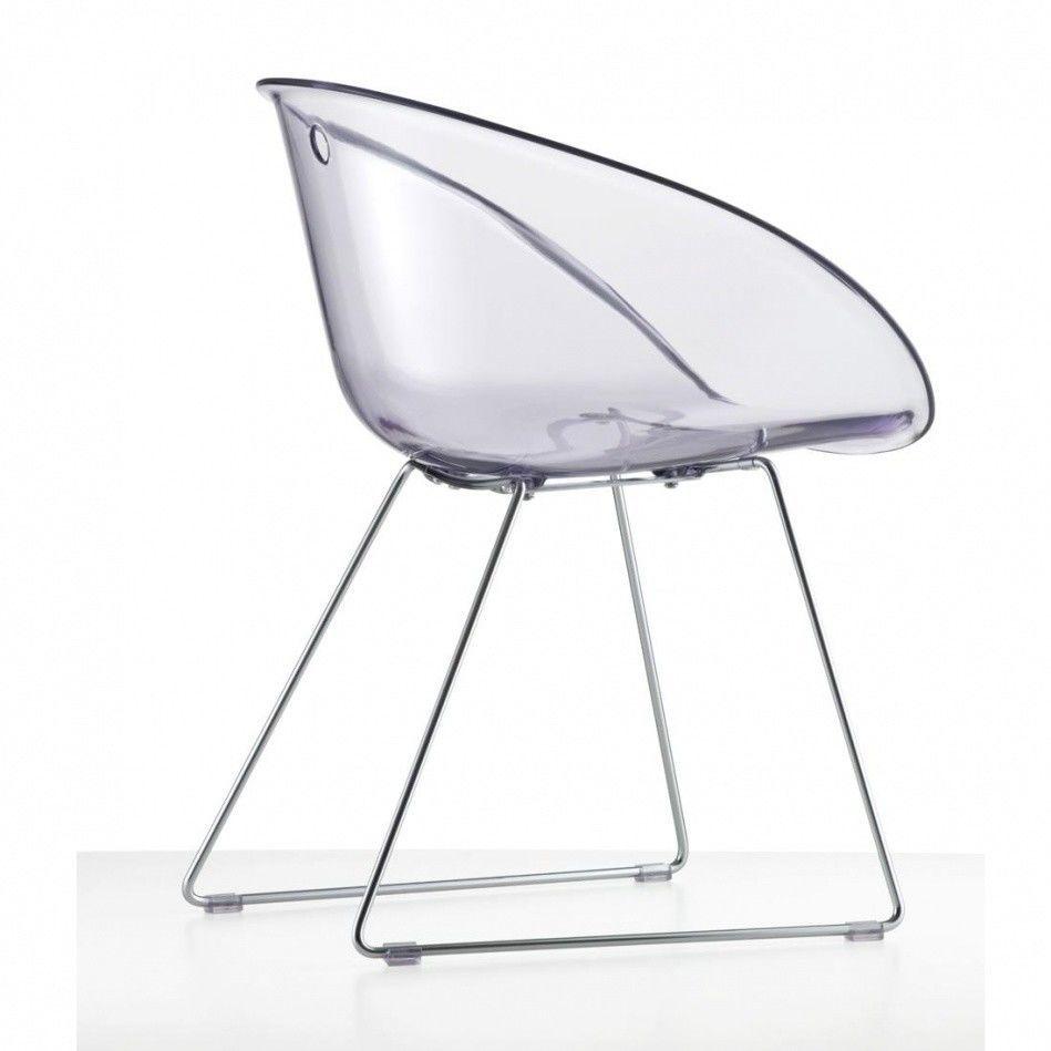 Gliss chaise avec patins pedrali for Chaise pedrali