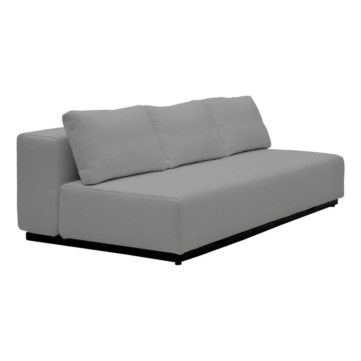 Nevada 3 p sofa bed softline - Gelbe couch ...