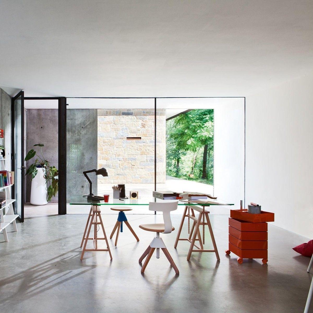 360 container 72 mit rollen magis. Black Bedroom Furniture Sets. Home Design Ideas