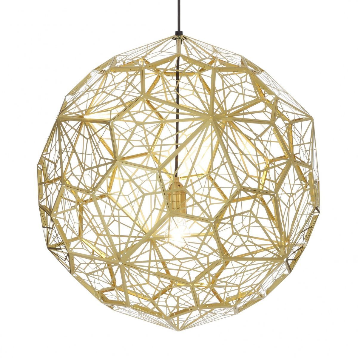 Etch Light Web Suspension Lamp