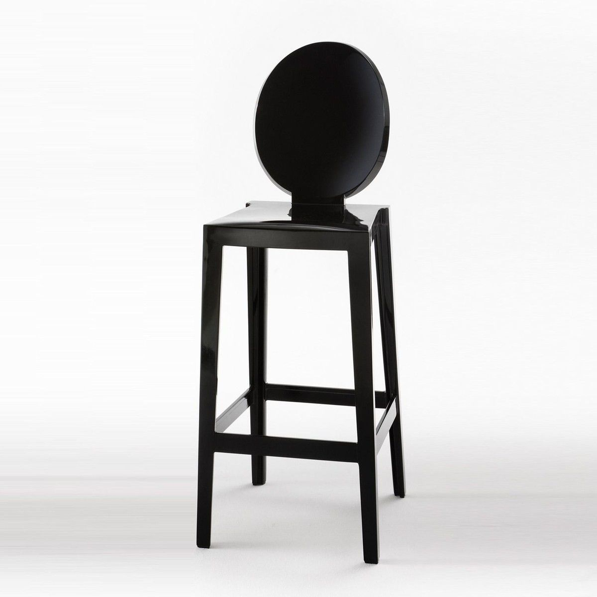 one more tabouret de bar 75cm kartell. Black Bedroom Furniture Sets. Home Design Ideas