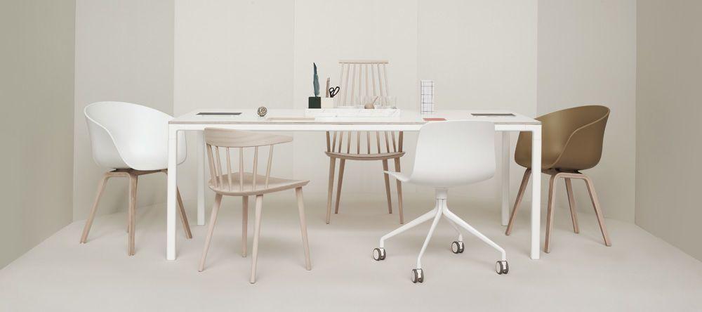Hay about a chair stuhl esstisch und drehstuhl for Drehstuhl esstisch