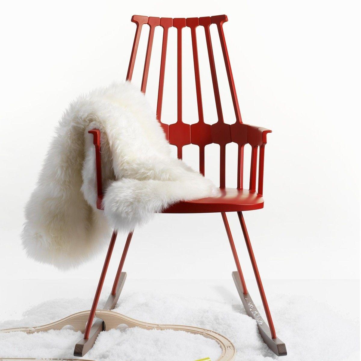 Comback Chair Schaukelstuhl Kartell Ambientedirect Com
