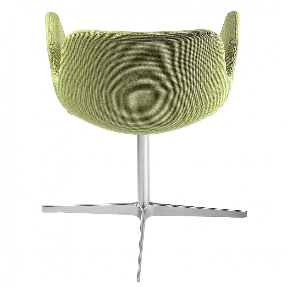Pass Swivel Chair With Armrest La Palma AmbienteDirectcom