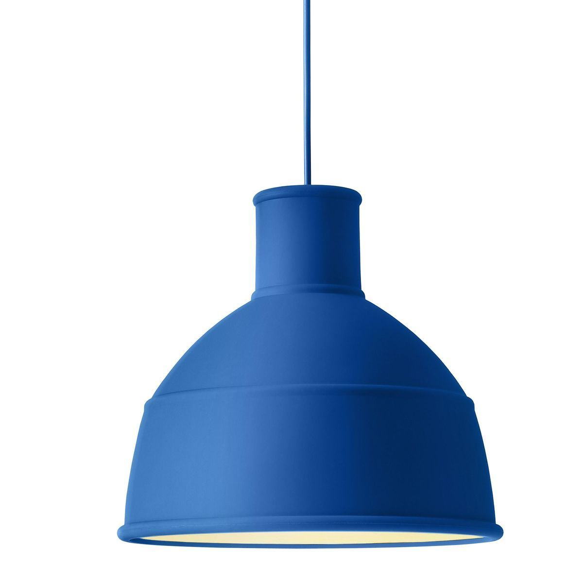 Unfold suspension lamp muuto for Suspension a 3 lampes