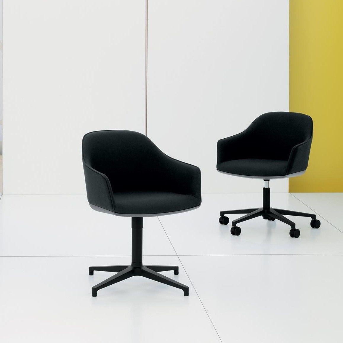 vitra softshell chair b rostuhl vitra. Black Bedroom Furniture Sets. Home Design Ideas