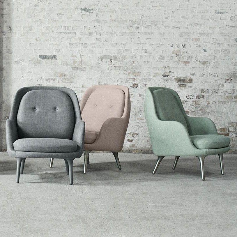 fri sessel fritz hansen. Black Bedroom Furniture Sets. Home Design Ideas