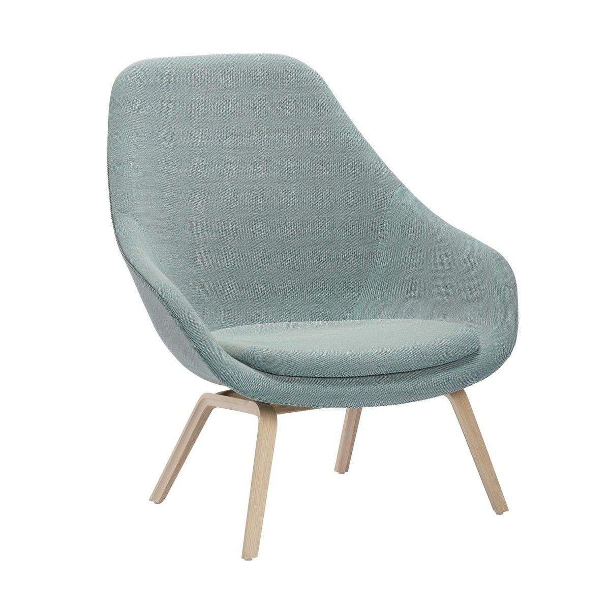about a lounge chair aal93 sessel hay