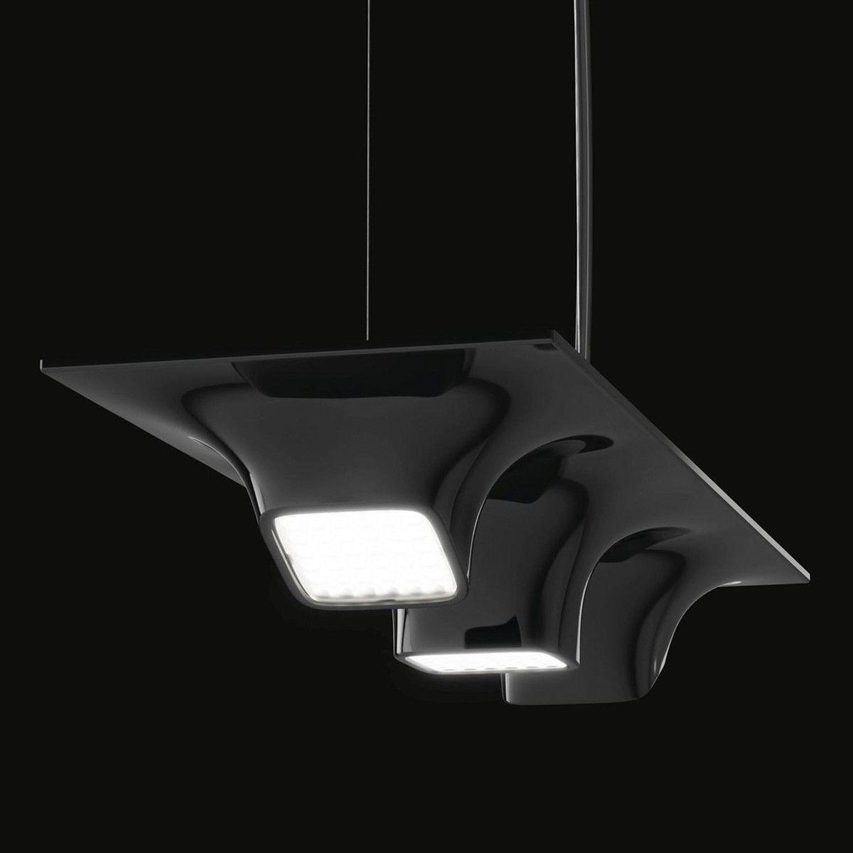 squeeze 3 led suspension lamp nimbus. Black Bedroom Furniture Sets. Home Design Ideas