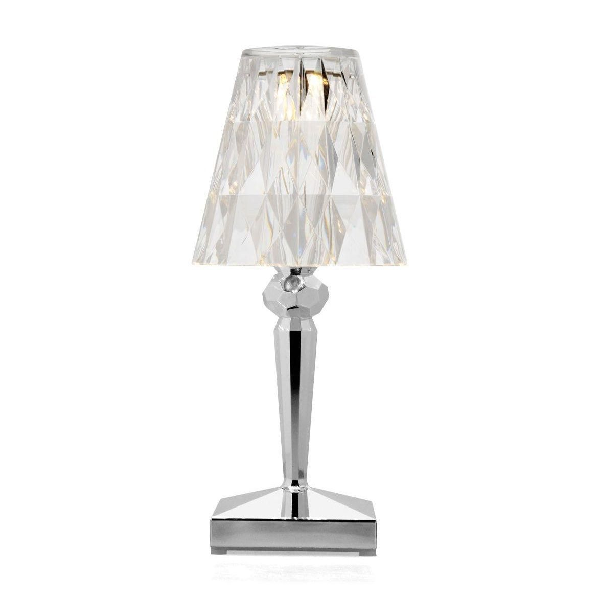 Battery Led Table Lamp Kartell Ambientedirect Com