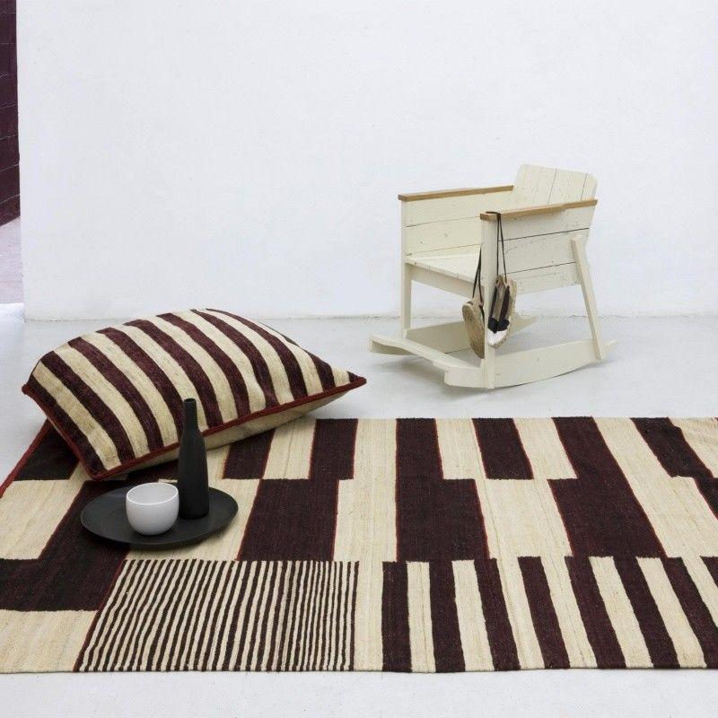 nanimarquina medina wool carpet nanimarquina. Black Bedroom Furniture Sets. Home Design Ideas