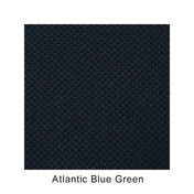 Knoll International - Bertoia Sitzkissen 4 Stück - blaugrün/Atlantic blue green