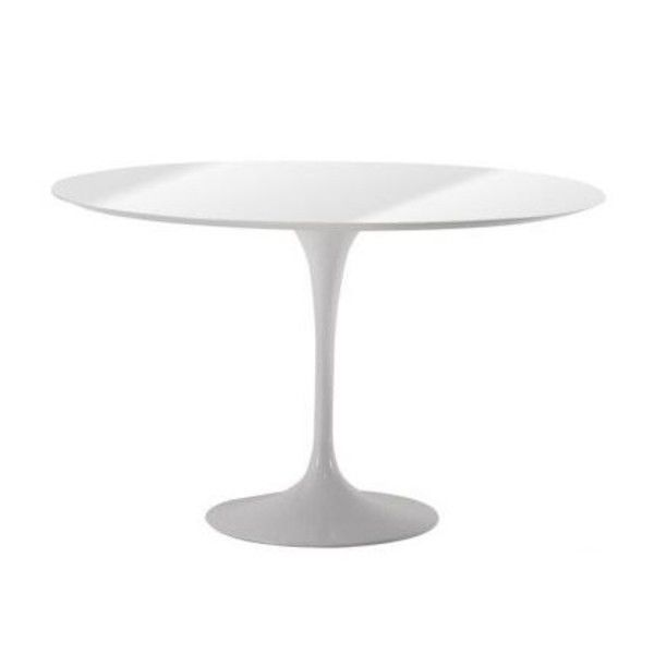 Saarinen tisch 107cm knoll international - Tafel knoll ...