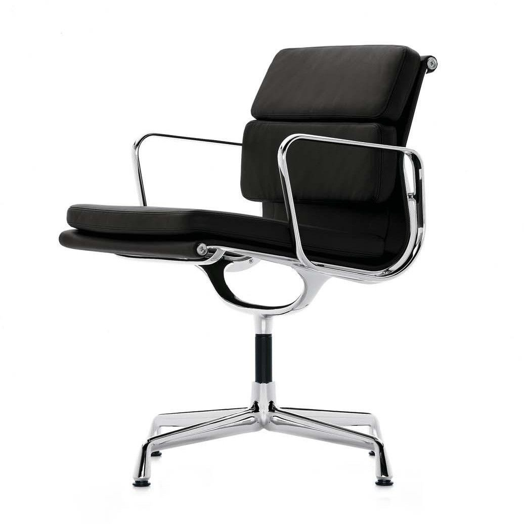 ea 208 soft pad eames chair chaise de bureau vitra. Black Bedroom Furniture Sets. Home Design Ideas