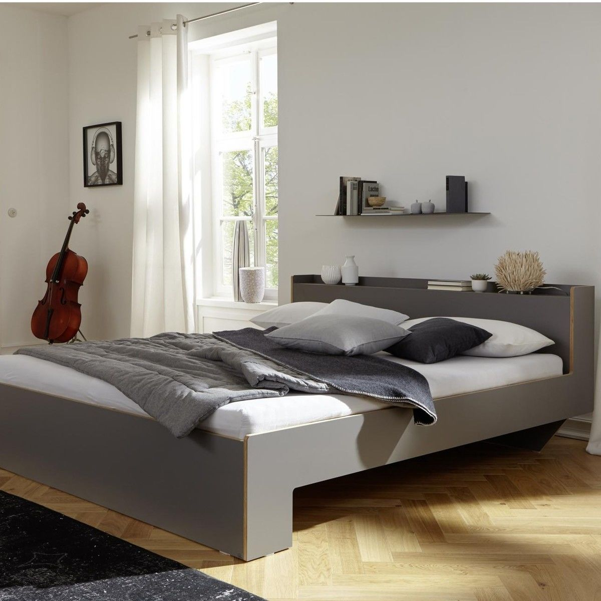 nook doppelbett m ller m belwerkst tten betten m bel. Black Bedroom Furniture Sets. Home Design Ideas
