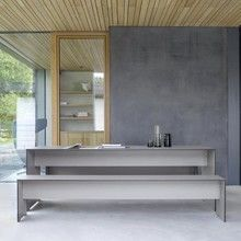 Conmoto - Riva Set 220 Tisch + 1 Bank