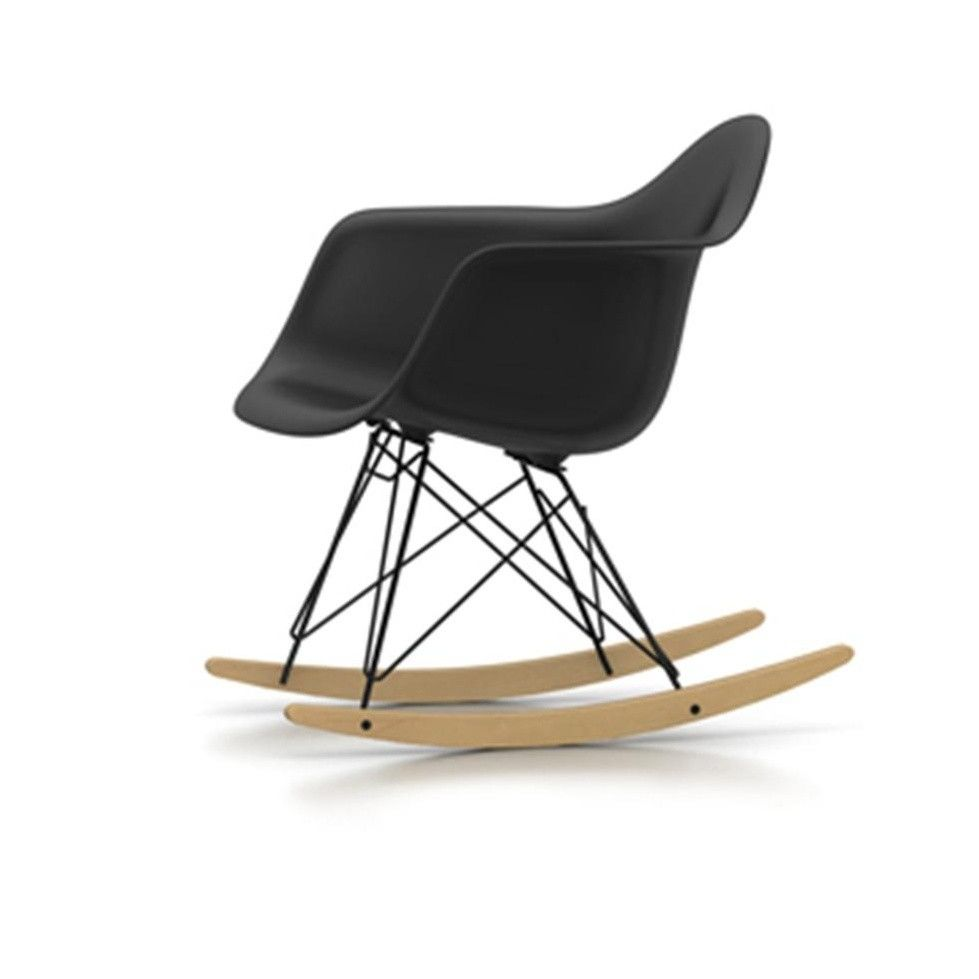 Eames plastic armchair rar special edition vitra for Rocking chair eames vitra