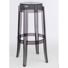Kartell - Charles Ghost Hocker 75