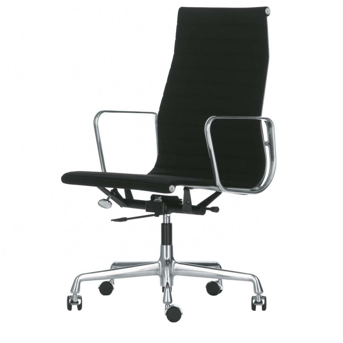 Vitra ea 119 aluminium chair b rostuhl vitra for Charles eames fake