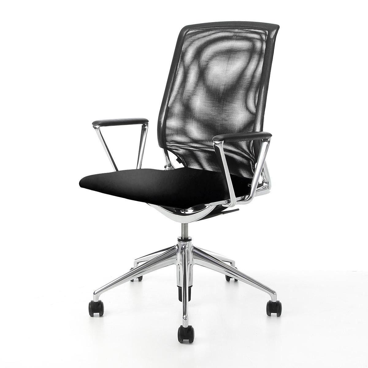 Vitra meda chair chaise de bureau vitra - Chaise de bureau reglable en hauteur ...