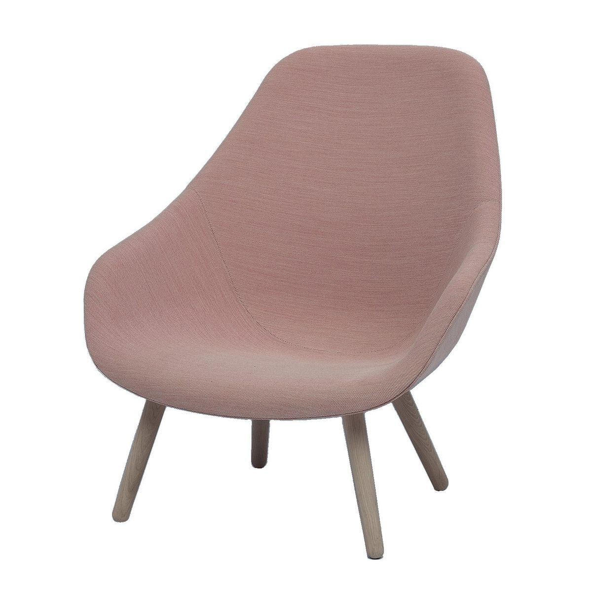about a lounge chair aal92 sessel hay
