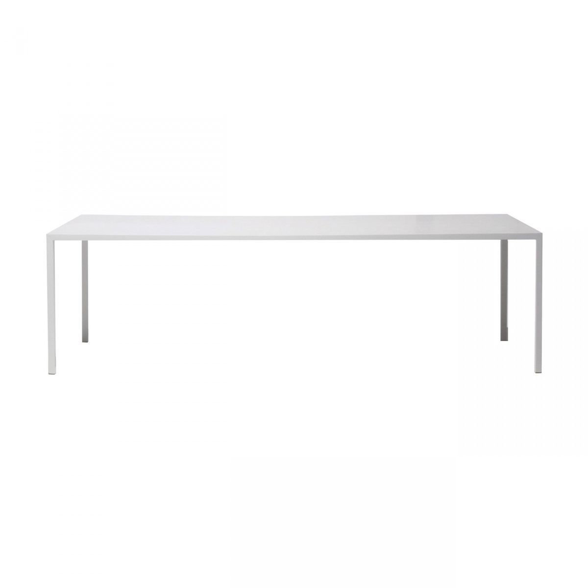 Amazing photo of MDF Italia Tense Table with #646368 color and 1200x1200 pixels