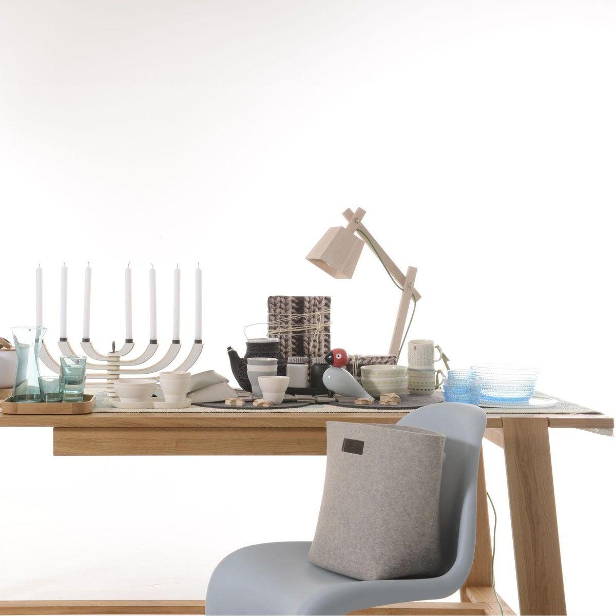 vino holztisch mit schublade adwood. Black Bedroom Furniture Sets. Home Design Ideas