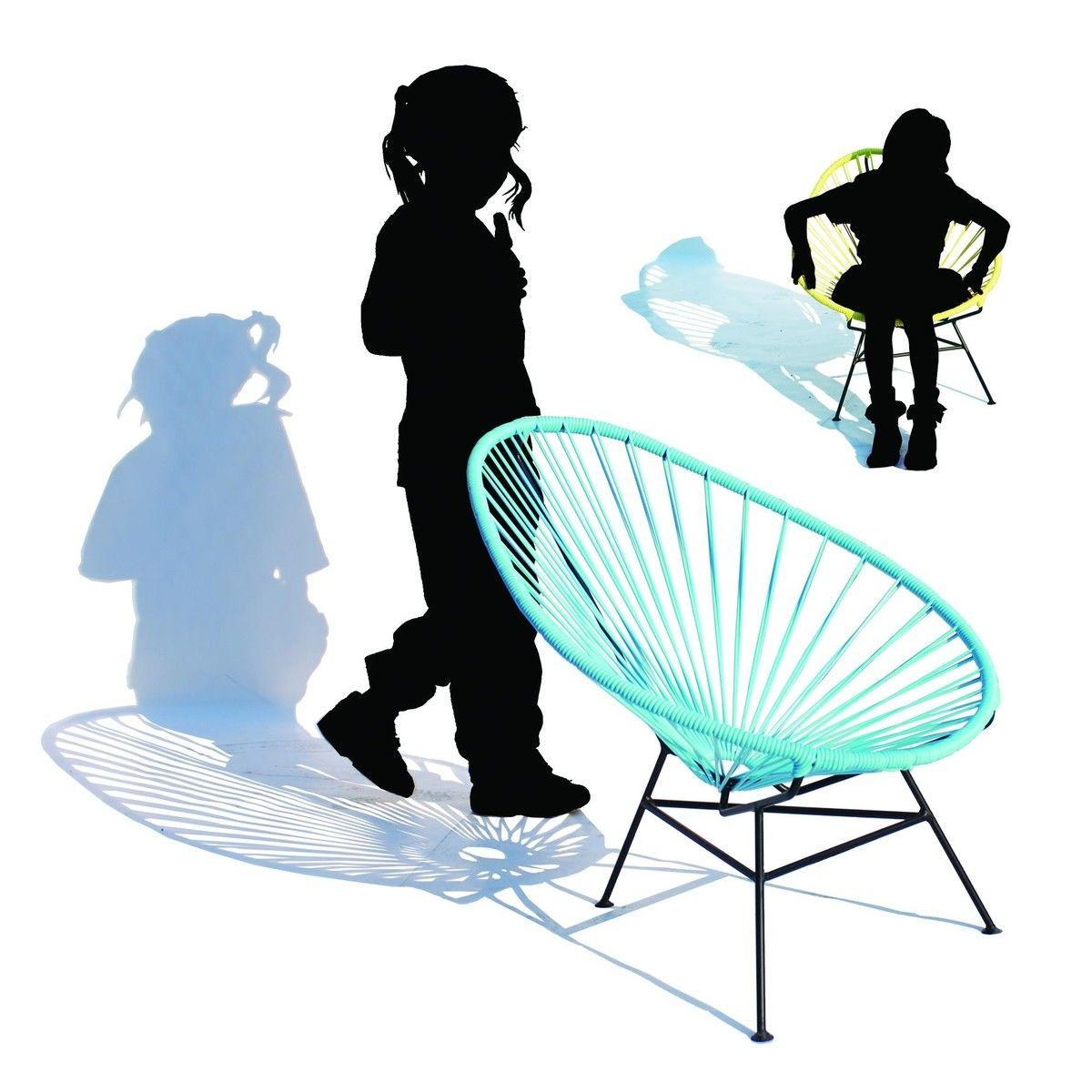 acapulco mini chair fauteuil enfant ok design. Black Bedroom Furniture Sets. Home Design Ideas