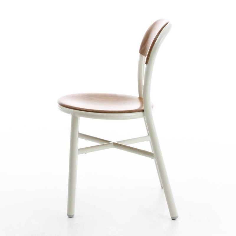 Pipe chair sd1020 chaise empilable magis for Chaise empilable