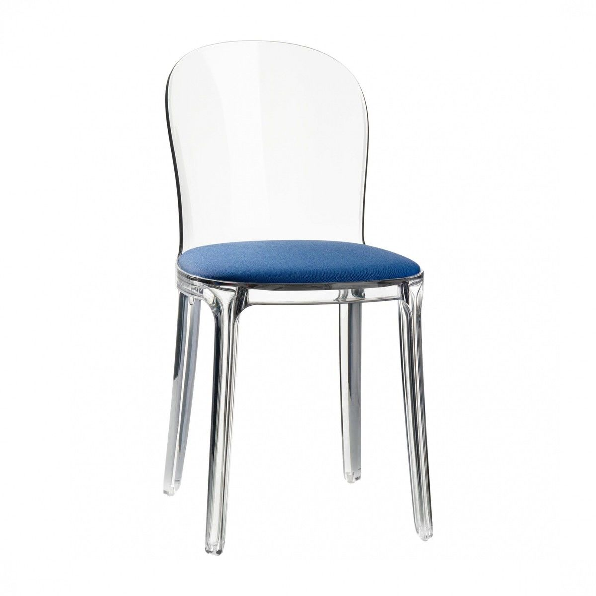 Vanity Chair Transparent Magis