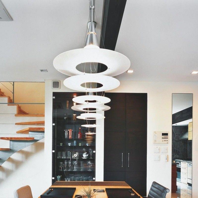 enigma 545 pendelleuchte louis poulsen. Black Bedroom Furniture Sets. Home Design Ideas
