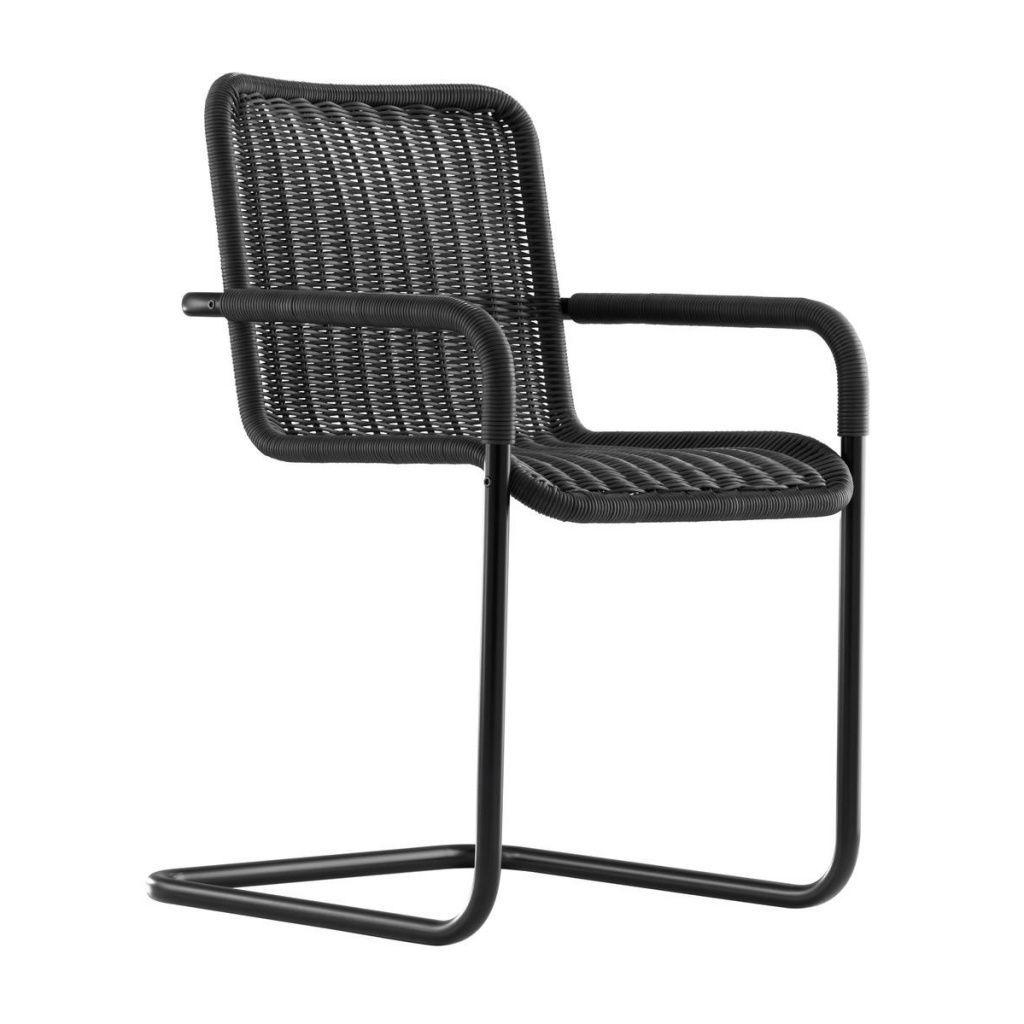 tecta d41 freischwinger armlehnstuhl tecta. Black Bedroom Furniture Sets. Home Design Ideas