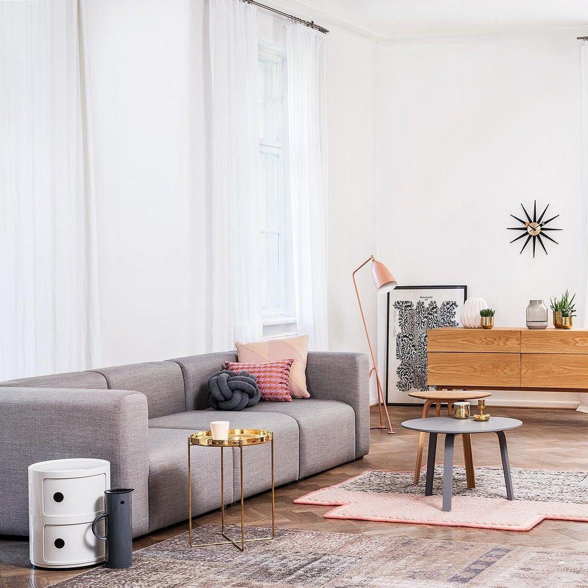 Mags Sofa Module Stoff HAY AmbienteDirectcom