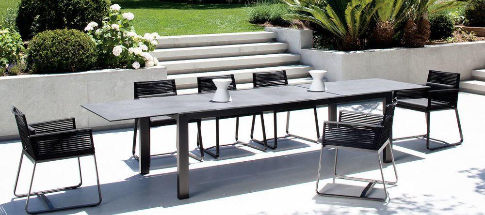 Buy kettal outdoor garden furniture online ambientedirect - Table jardin kettal limoges ...