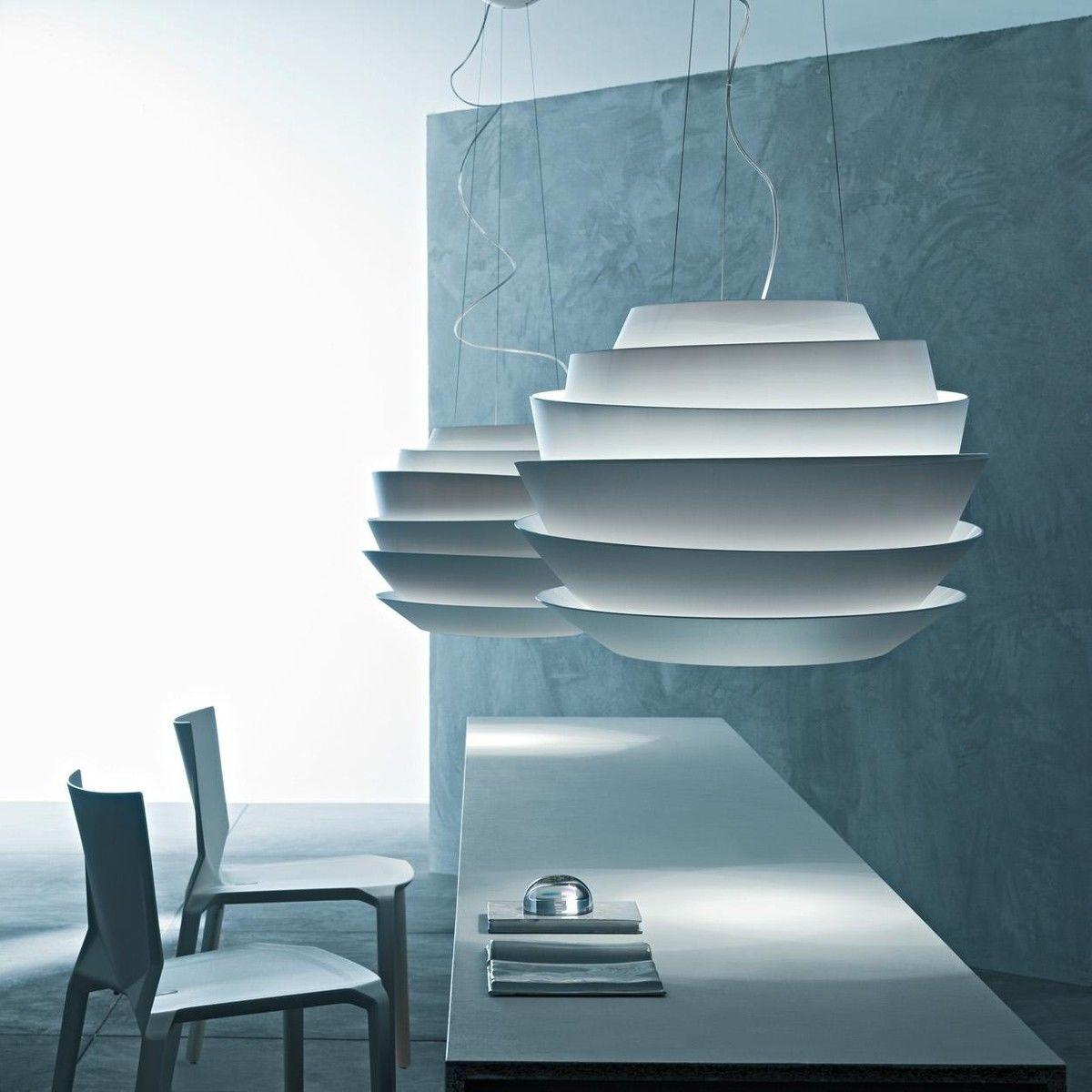 le soleil suspension lamp foscarini. Black Bedroom Furniture Sets. Home Design Ideas