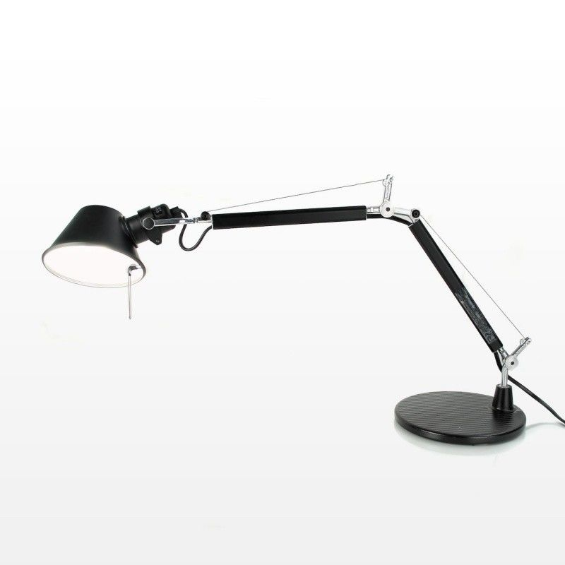 tolomeo micro tavolo tischleuchte artemide. Black Bedroom Furniture Sets. Home Design Ideas